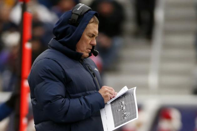 2014 Patriots Draft: Pre-Combine 7-Round Mock Draft