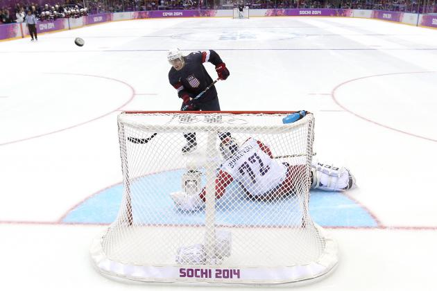 Winners and Losers of the Group Stage of Men's Olympic Hockey