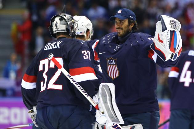 Team USA vs. Slovenia: Preview and Prediction for 2014 Olympic Hockey Game