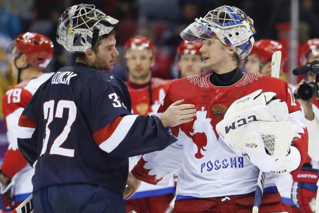Ranking Every 2014 Olympic Hockey Team's Starting Goaltender