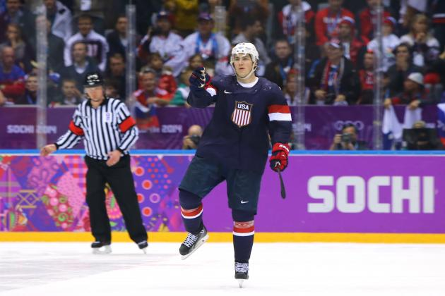 Olympic Hockey 2014: Biggest Takeaways from Day 4 of Men's Tournament