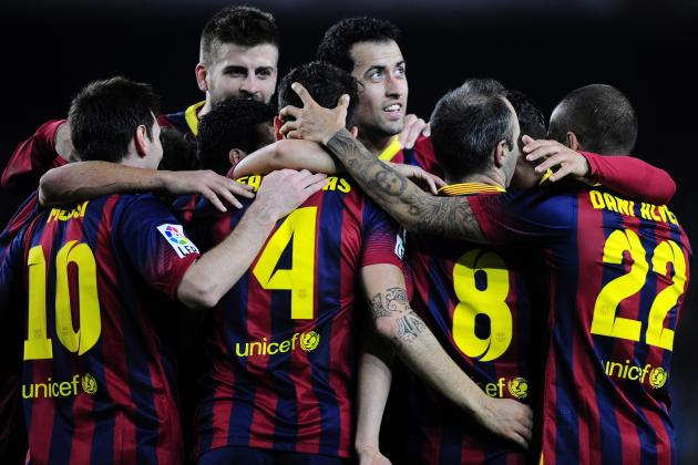 Barcelona 6-0 Rayo Vallecano: 6 Things We Learned