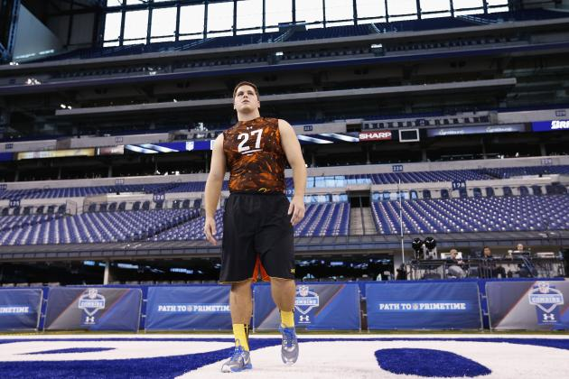 Predicting Texas A&M Players' NFL Combine Performance