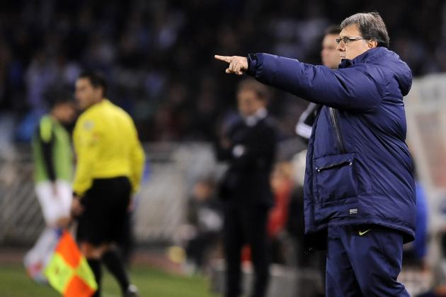 5 Questions You'd Love to Ask Barcelona Boss Tata Martino