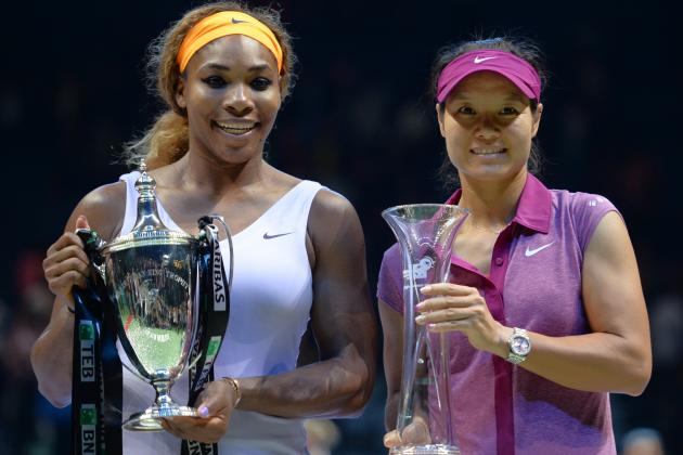 How Serena Williams and Li Na Are Ruling Women's Tennis at 32 Years Old