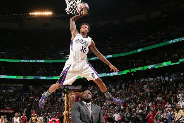 NBA All-Star Saturday 2014: Top Moments, Video Highlights and More
