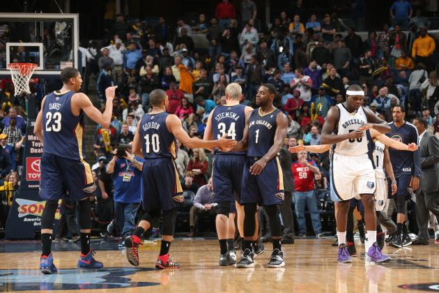 Grading Every Key New Orleans Pelicans Player Heading into NBA All-Star Break