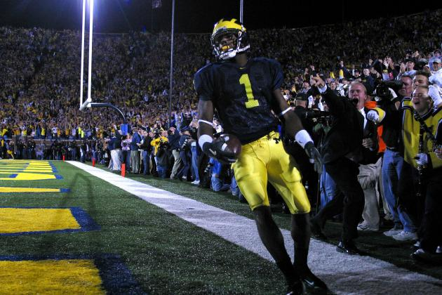 Big Ten Football: 7 Greatest Receivers of the BCS Era