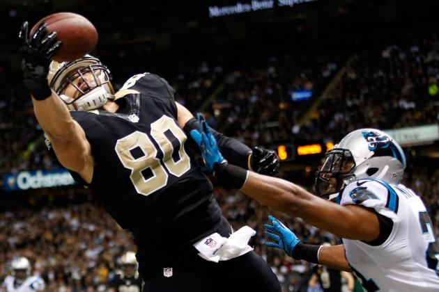 B/R NFL 1000: Top 50 Tight Ends