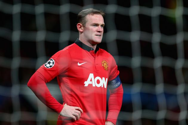 Paper Gossip: Rooney Signs New United Deal, Evra's Extension and Messi to City?