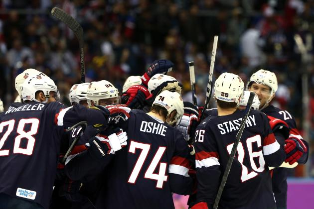 Olympic Hockey 2014: Updated Gold-Medal Odds for Every Team