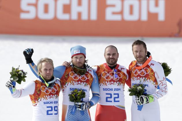 Sochi Winter Olympics 2014: Day 9 Winners and Losers