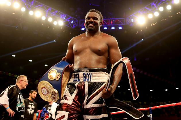 Dereck Chisora vs. Kevin Johnson: 6 Things We Learned