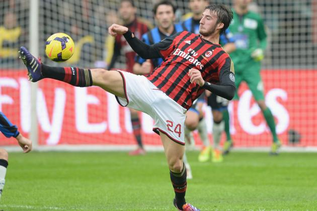 5 Reasons Why AC Milan's Bryan Cristante Will Be a Top-Flight Star