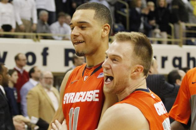 Winners and Losers from the AP College Basketball Top 25 Rankings in Week 15