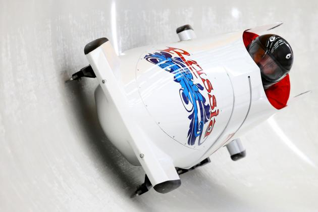 Olympic Bobsled 2014: Preview and Predictions for Men's 2-Man Race