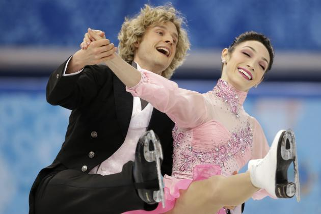 Olympic Figure Skating 2014: Preview and Predictions for Ice-Dance Free Dance