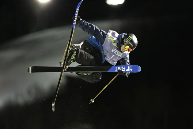 Olympic Freestyle Skiing 2014: Preview and Predictions for Men's Halfpipe