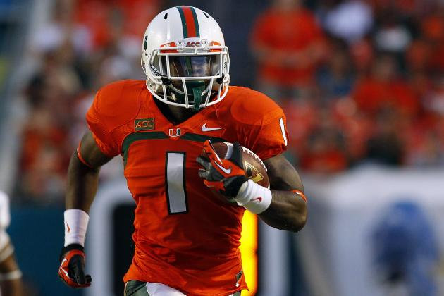 Predicting Former Miami Players' 2014 NFL Combine Performances