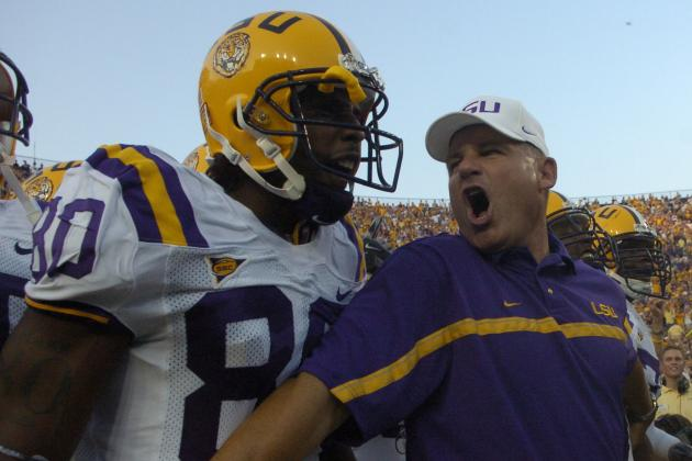 LSU Football: Power Ranking the 10 Best Wide Receivers in the Les Miles Era