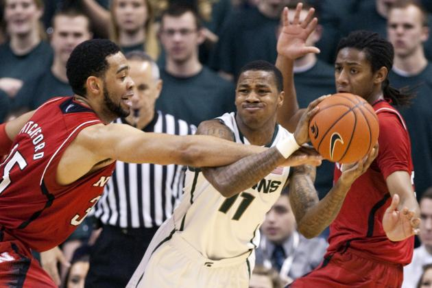 Michigan State Basketball: 5 Things We've Learned About Spartans in 2013-14
