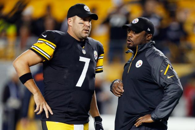 6 Ideal Trade Scenarios for Pittsburgh Steelers to Pursue This Offseason