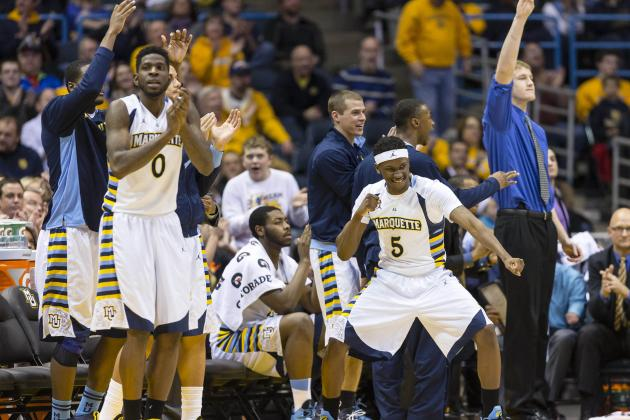 Marquette Basketball: Stock Up, Stock Down for Golden Eagles Starters