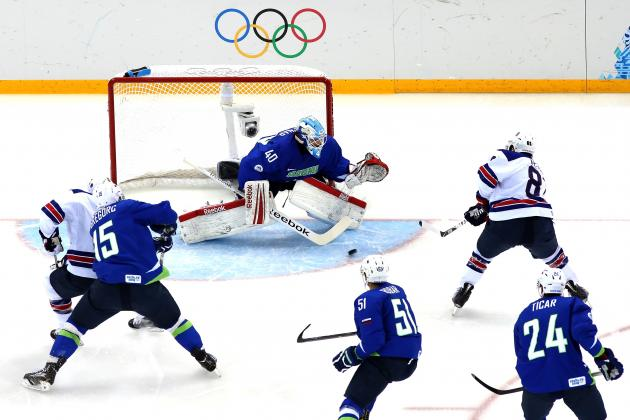 Olympic Hockey 2014: The Biggest Surprises in Sochi So Far