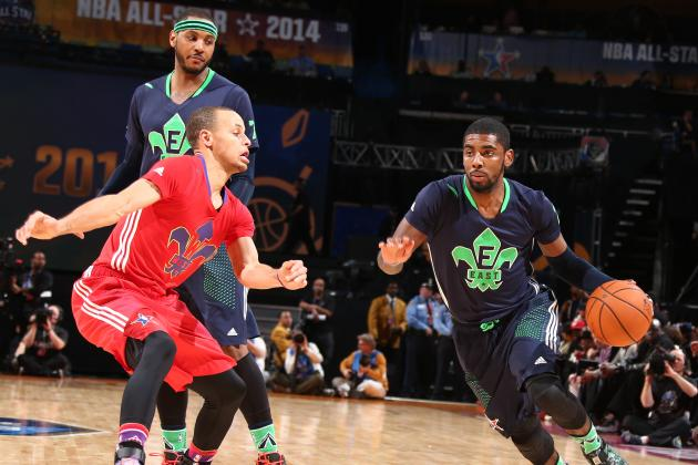 2014 NBA All-Star Game's Greatest Dunks, Crossovers, Passes and Other Highlights