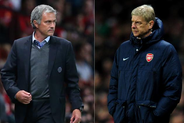 Arsene Wenger vs. Jose Mourinho and 15 of the Biggest Managerial Bust-Ups