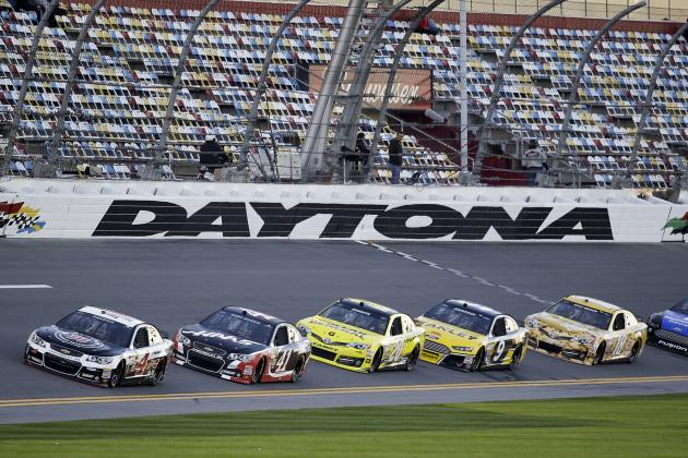 Fantasy NASCAR Picks for the 2014 Daytona 500
