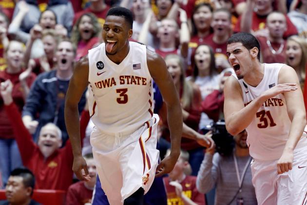 College Basketball Picks: Texas Longhorns vs. Iowa State Cyclones