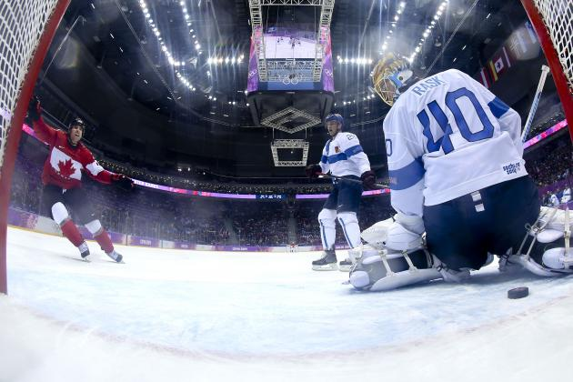 Olympic Hockey 2014: Strengths and Weaknesses of Each Quarterfinalist