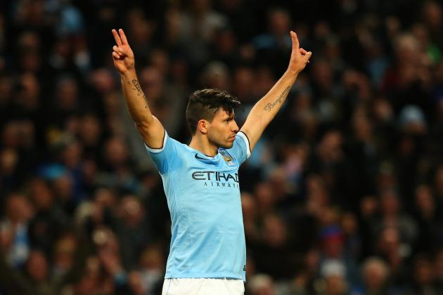 20 Reasons Why Manchester City's Sergio Aguero Can Win the 2014 Ballon D'Or