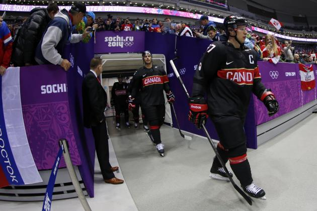 Canada vs. Latvia: Preview and Prediction for 2014 Olympic Hockey Game