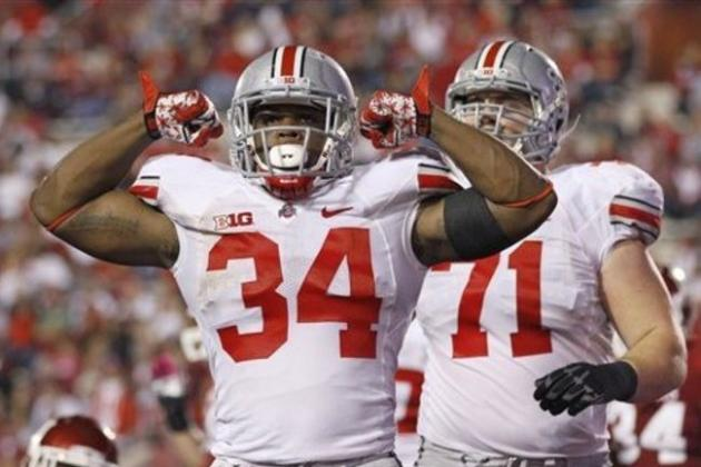 Predicting Former Ohio State Players' 2014 NFL Combine Performance