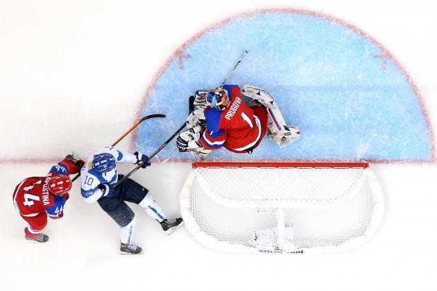 Russia vs. Finland: Preview and Prediction for 2014 Olympic Hockey Game