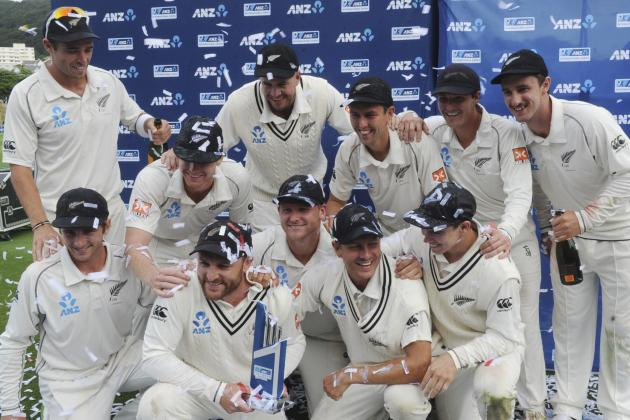 New Zealand vs. India: Ranking All 24 Players from the 2014 Test Series