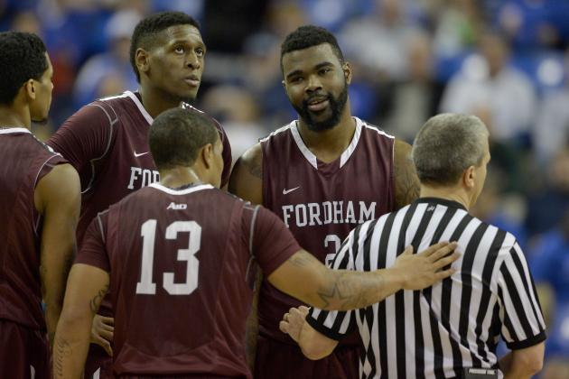 5 Ways the Fordham Rams Can Salvage the 2013-14 Season