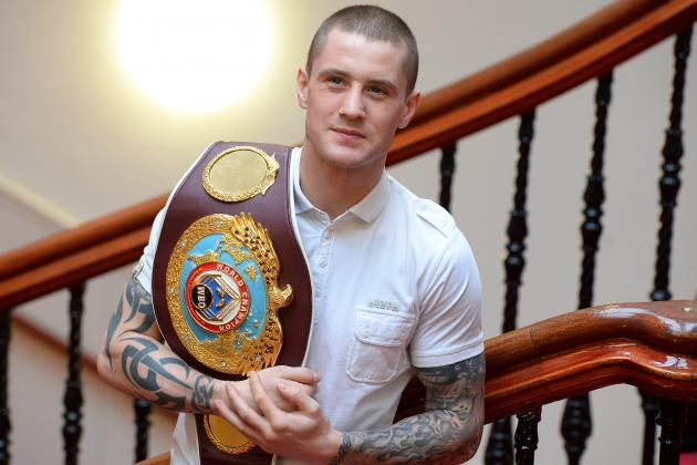 5 British Fighters Who Need to Fight Tougher Opponents in 2014
