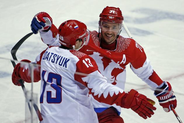 Olympic Hockey 2014: Biggest Takeaways from Qualification Playoffs