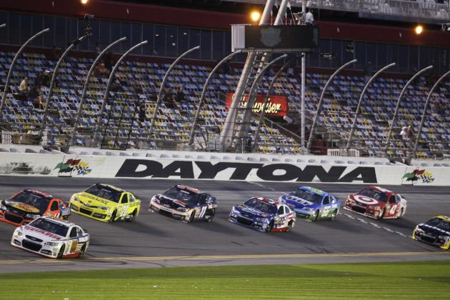 Predicting the Top 10 Finishers at the 2014 Daytona 500