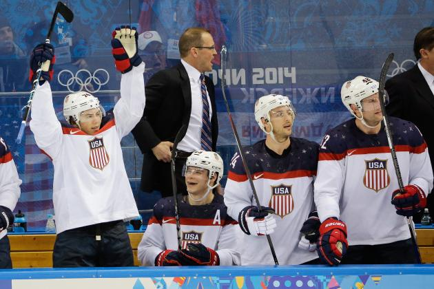 Olympic Hockey 2014: Gold-Medal Odds for Every Semifinalist