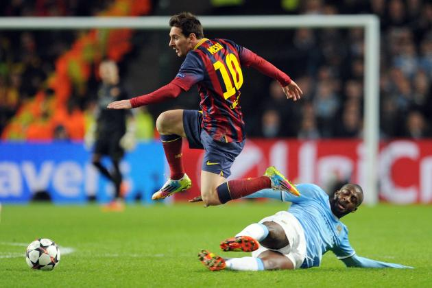 Manchester City vs. Barcelona: 6 Things We Learned
