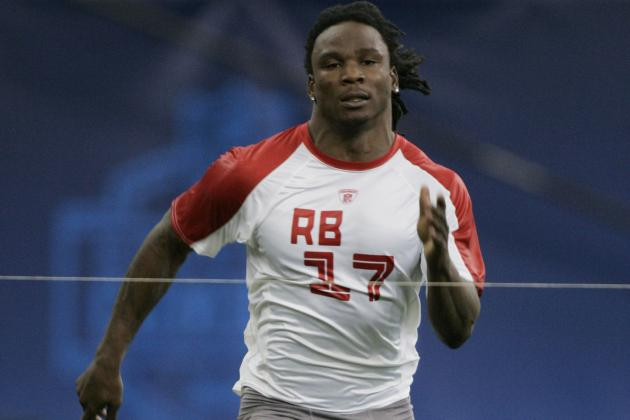 NFL Combine Records: Fastest 40 Times, Best Bench Press, More Heading into 2014