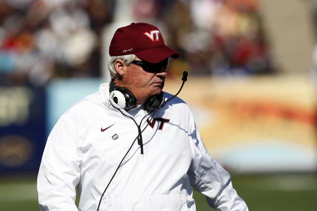 Virginia Tech Football: Who Is Frank Beamer's Heir Apparent?