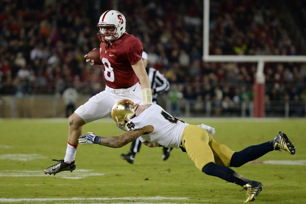 Notre Dame Football: Pre-Spring Opponent Preview: Stanford