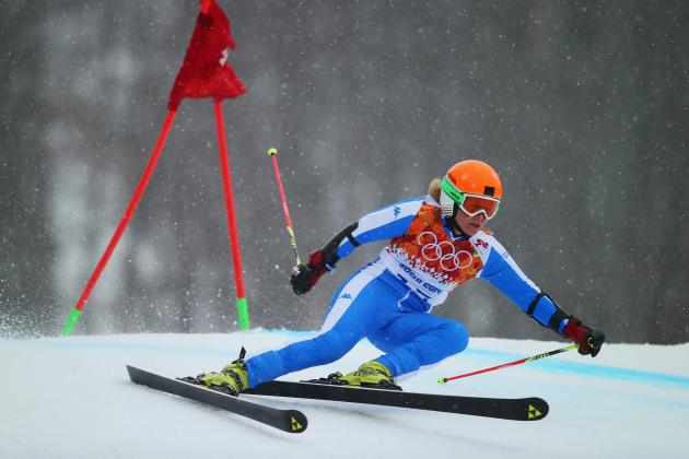 Olympic Alpine Skiing 2014: Preview and Predictions for Women's Slalom