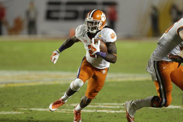 Predicting Former Clemson Players' 2014 NFL Combine Performances