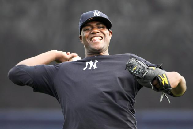 Ranking the New York Yankees' Brightest Young Players to Watch